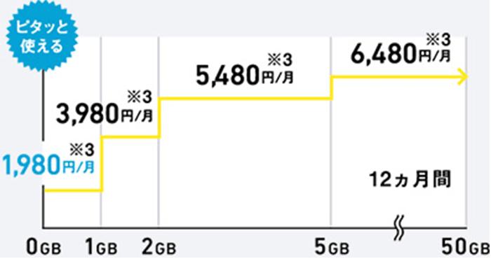 ミニモンスター料金イメージ画像